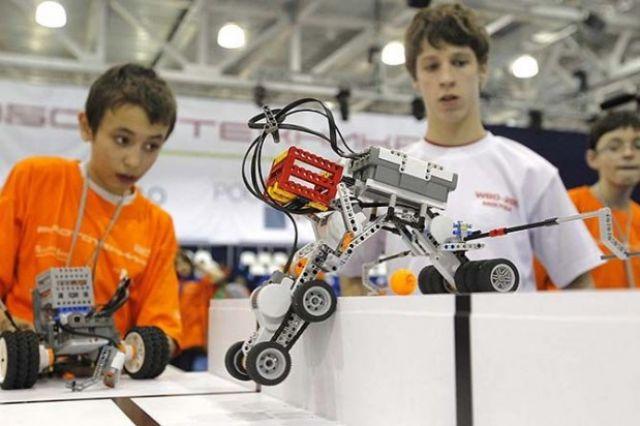 Фестиваль робототехники впервый раз пройдет вМахачкале