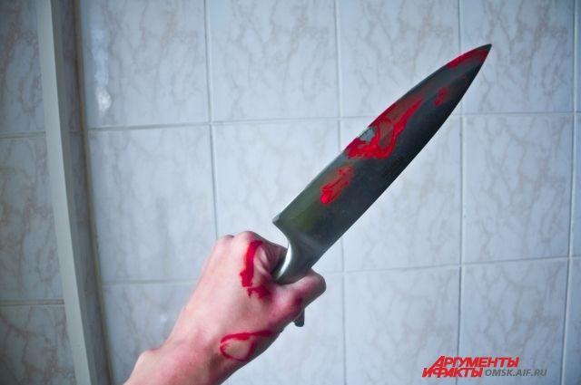 В Оренбурге 52-летний рецидивист зарезал мужчину из-за кражи телевизора
