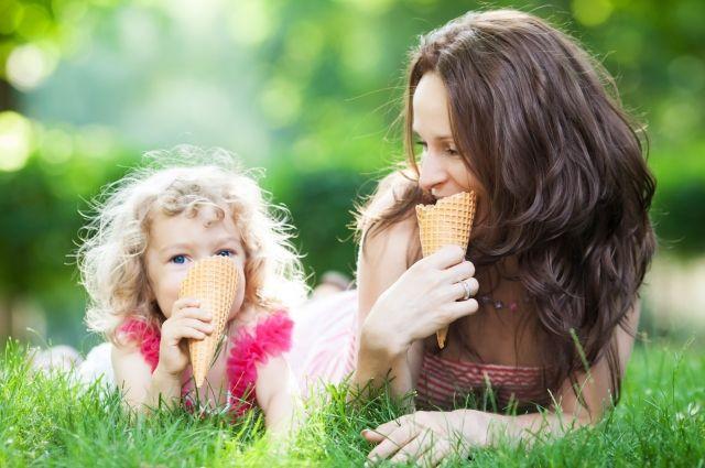 Три тысячи порций бесплатного мороженого раздадут в ЦПКиО Калининграда.