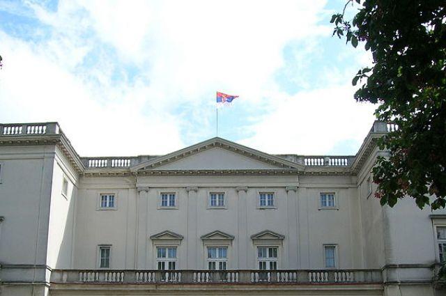 Посол России в Белграде награжден орденом Сербского знамени