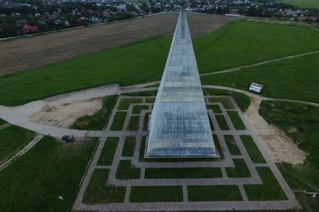 Что такое пирамиды Голода и что они собой представляют. Справка