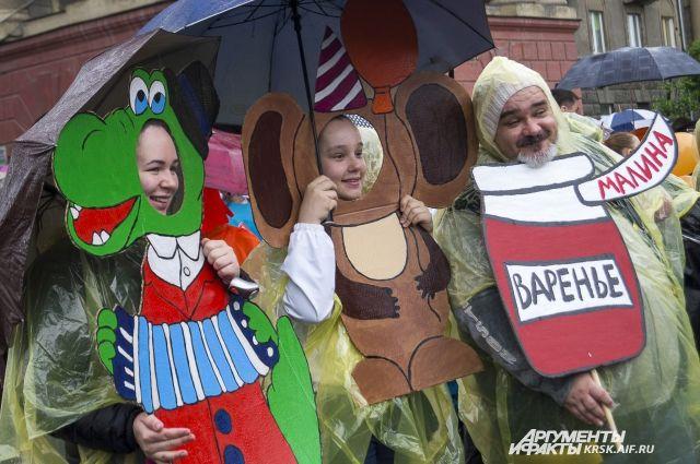 Дату проведения детского карнавала вКрасноярске снова перенесли