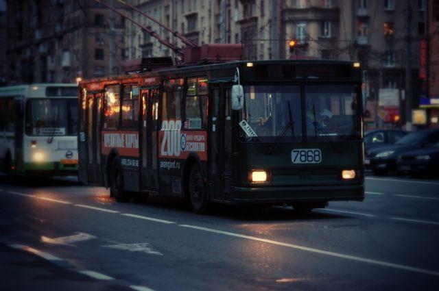 ВВолгограде «Лада» протаранила навстречной полосе троллейбус