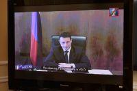 Игорь Холманских провёл личный приём граждан.