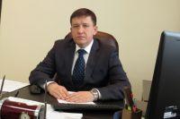 Олег Голубев ушёл в отставку.