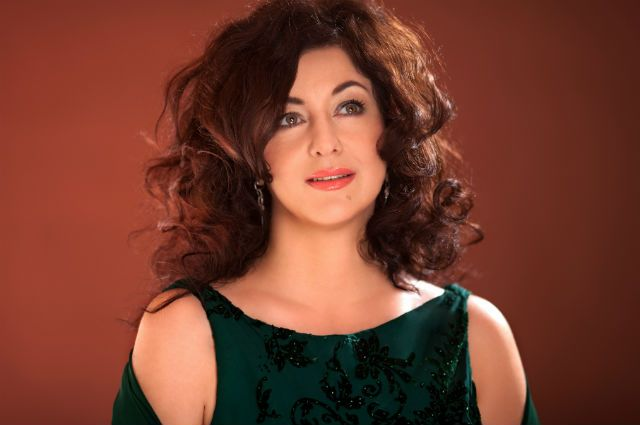 Певица Тамара Гвердцители