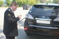 Если в течение 10 дней мужчина не погасит долг, то его автомобиль будет продан.