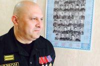 В 24 года Сослан Багаев получил первое ранение.