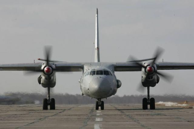 В России в очередной раз упал самолет