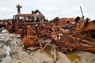 По Тюмени 6 июня проедет необычный «мусорный» автобус