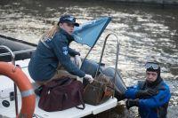 В питерском отделении ФЭС оперативники умеют обращаться со всем, что погружается в воду.
