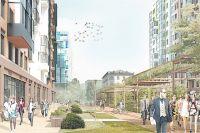 И внешний, и внутренний вид зданий переселенцам из пятиэтажек обещают самый современный.