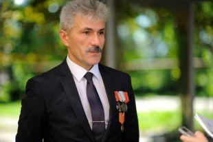 Ветеран УФСБ Инвер Джаримок.
