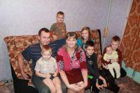 Семья Новиков из Петрозаводска