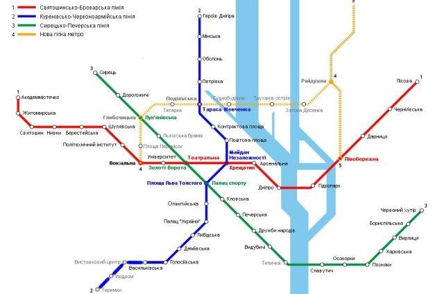 Китайцы готовы построить метро наТроещину за 4 года