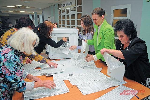 В ходе голосования участники праймериз в основном получили высокий уровень поддержки — 60–70%.
