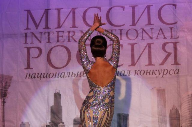 Миссис Нижний Новгород-2017 стала мать двоих детей Екатерина Калашникова