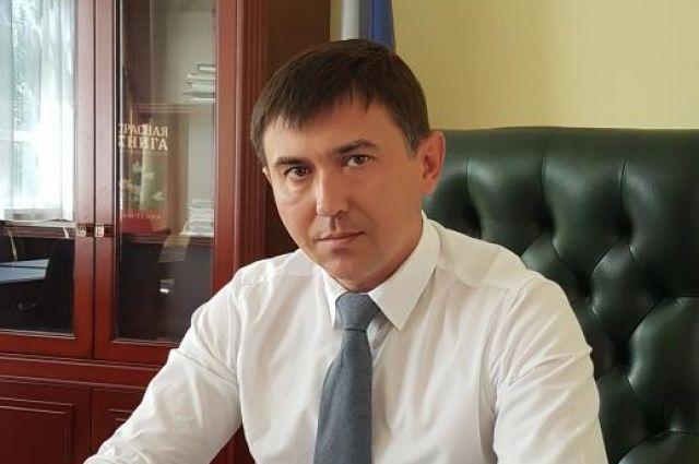 Алексей Пикалов, начальник Департамента Росприроднадзора по Южному федеральному округу.