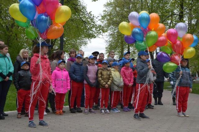 На фестиваль приехали 18 мальчишек и девчонок из разных районов Прикамья.