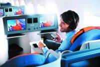 Пассажиры высоко ценят комфорт во время продолжительных авиаперелётов.