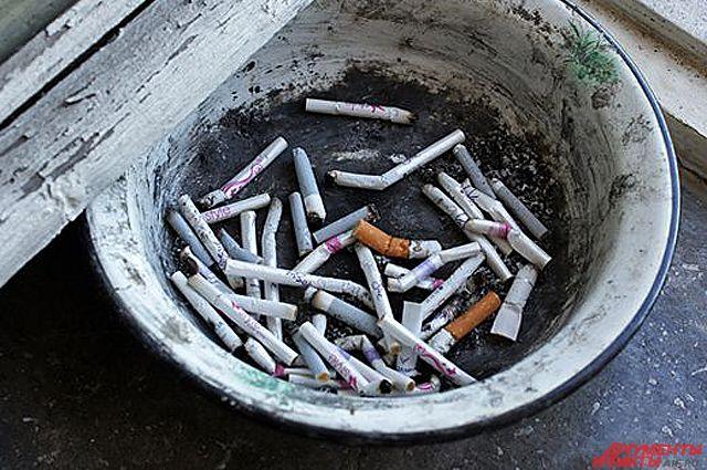 НаЦветном бульваре обменяют сигареты наспортивный инвентарь иизмерят легкие