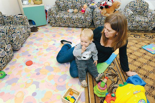 Работа часто становится отдушиной от домашних обязанностей.