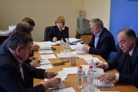 Заседание комиссии.