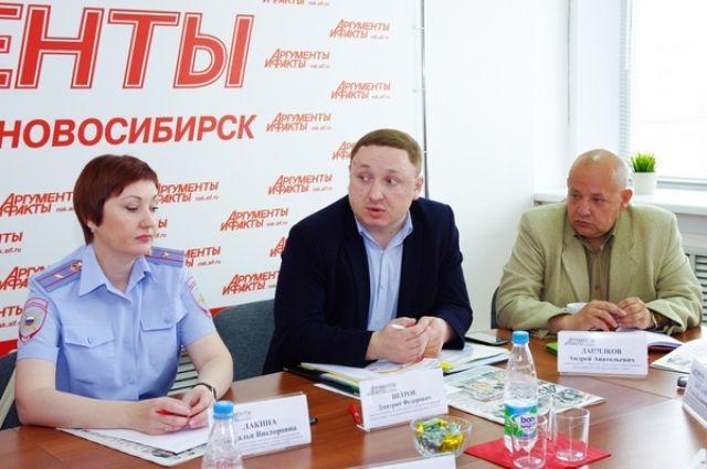 В редакции АиФ обсудили вопросы летнего отдыха детей