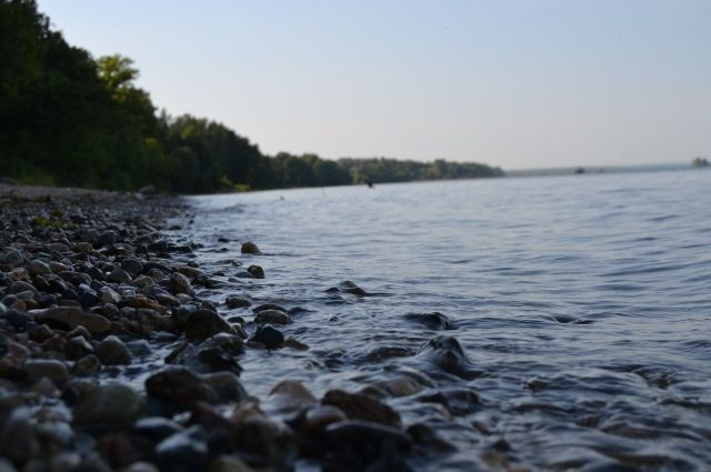 Тело долгое время находилось  в воде.