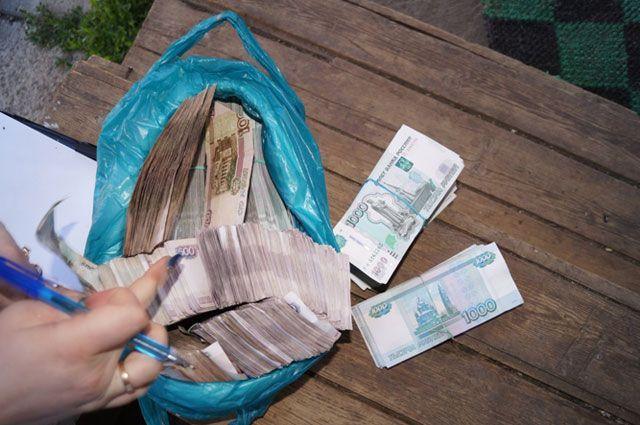 Грабителей задержали в Хакасии.