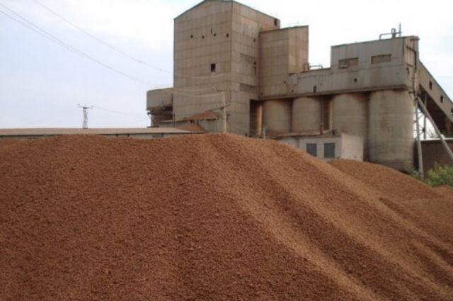 Комбинат выпускает 75 тыс. кубометров керамзита в год.