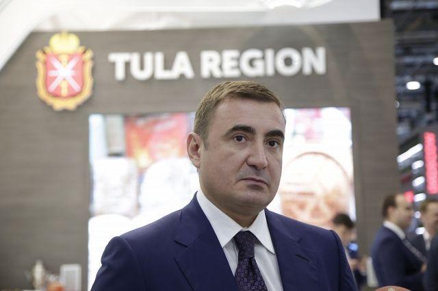 Тульская делегация наэкономическом пленуме вПитере откроет «Мастерскую России»