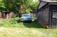 Ключи от автомобиля находились в замке зажигания