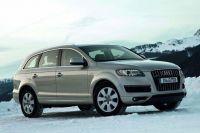 Один из самых безопасных автомобилей - Audi Q7