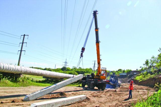 Лето - главное время года для модернизации инфраструктуры.