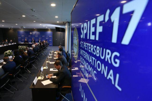 ВПетербурге стартовал «нулевой» день ПМЭФ