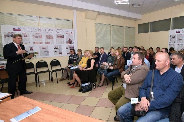 Виктор Гринкевич: «Отношение к бизнесу меняется на государственном уровне».