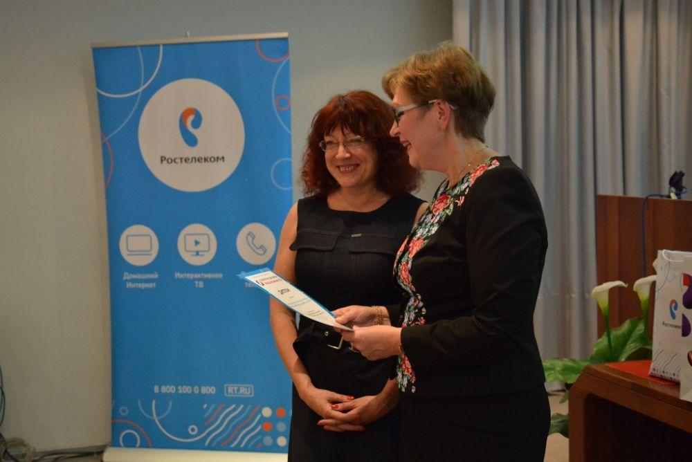Награждается главный редактор «АиФ в Туле» Олеся Степанова