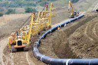Более 2157 км газопровода было построено в Волгоградской области.
