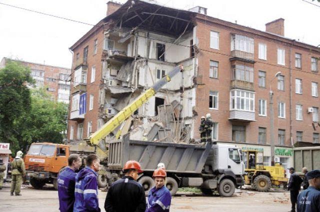 Дело пообрушению дома поулице Куйбышева, 103 передали всуд