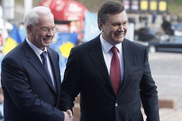 МИД: Янукович иАзаров несмогут пользоваться безвизом