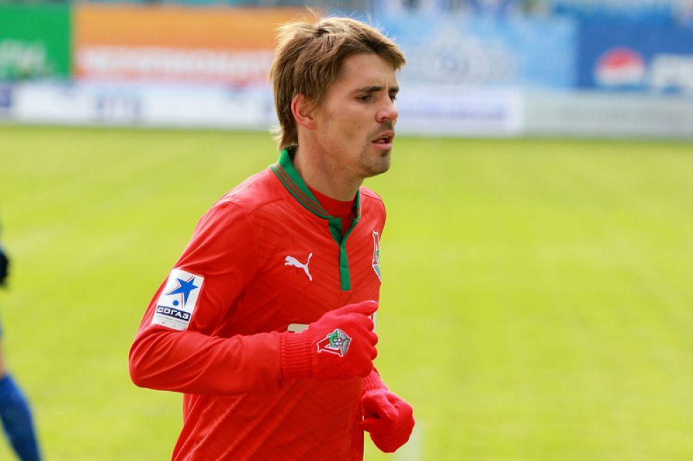 Дмитрий Торбинский (полузащитник, 33 года) — в сезоне 2016/17 выступал за «Краснодар».