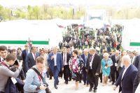 Экономический форум - одно из ключевых событий в сфере малого и среднего бизнеса России.