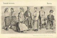 На исторических фото Товарищества Кушнерёв и К° запечатлены воронежские малороссы.