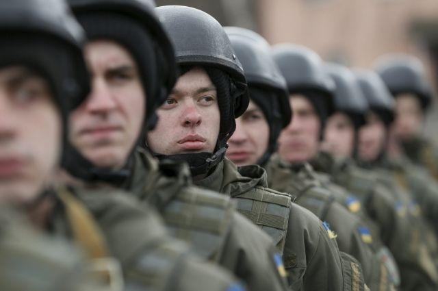 ВВСУ поведали, сколько офицеров запаса призовут летом