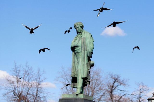 ВКопенгагене установят монумент Александру Пушкину