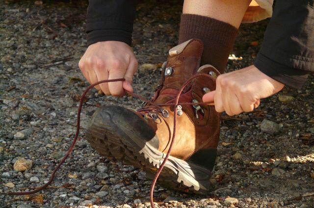 Втольяттинском лесу пенсионера чуть незадушили шнурком отобуви