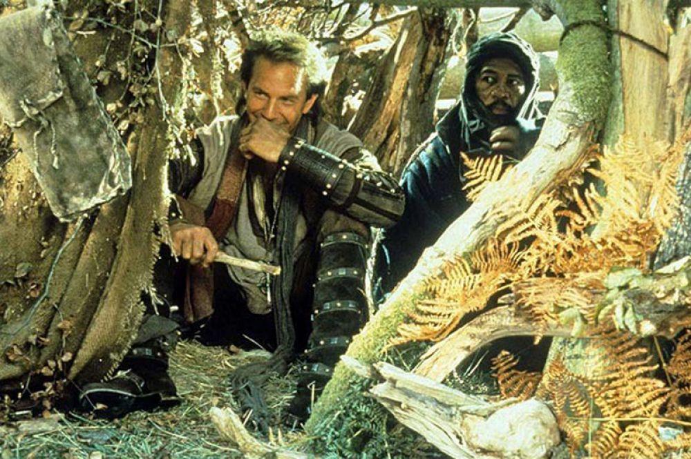 В 1991 году Фримен снялся в фильме «Робин Гуд: Принц воров» вместе с Кевином Костнером.