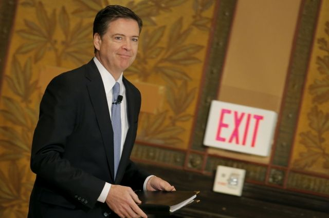 СМИ назвали дату слушаний вСенате сучастие экс-главы ФБР США