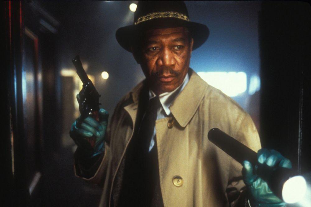 Большой успех Моргану принесла роль полицейского, выслеживающего серийного убийцу, в фильме «Семь», где он снимался вместе с Брэдом Питтом.